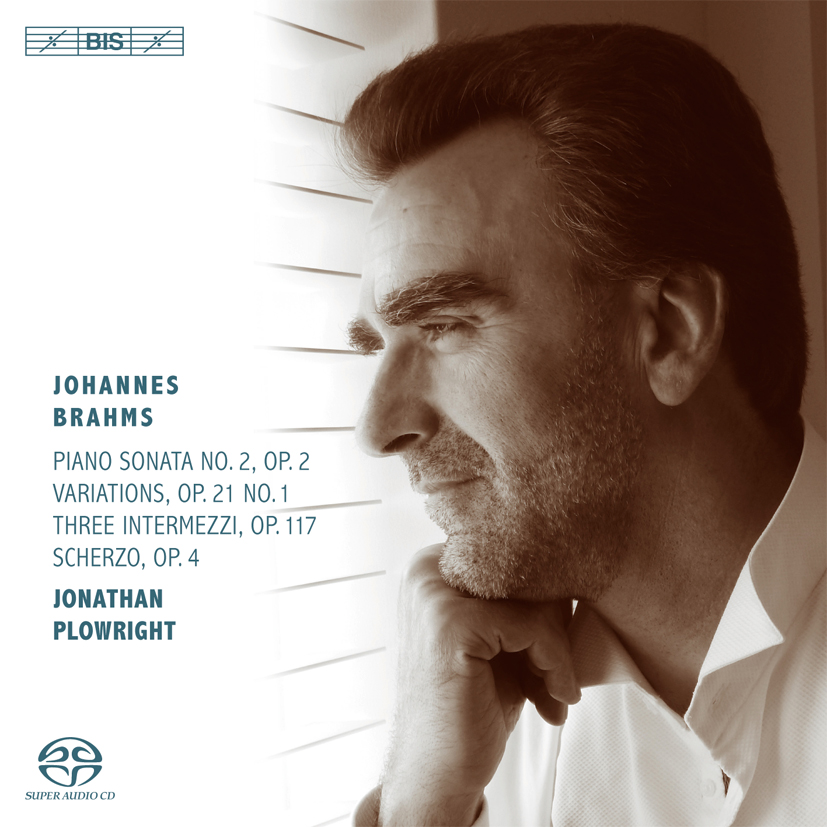 Jonathan Plowright Brahms Vol.2